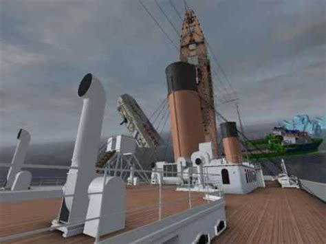 Titanic Sinking Ship Simulator Extremes by Ship Simulator Titanic Sinking 1912