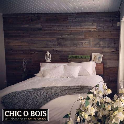 d馗o mur chambre mur bois de grange chambre mzaol com