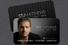 actor business cards templates images business