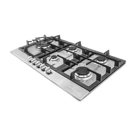 Gas Cooktop by 30 Gas Cooktop With 5 Burners 850sltx E
