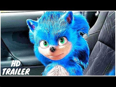 SONIC THE HEDGEHOG Official Trailer (NEW 2019)| Jim Carrey ...