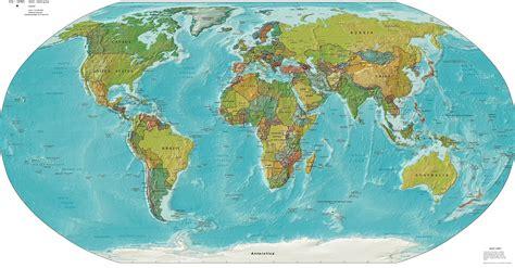 World Maps Tsiosophycom