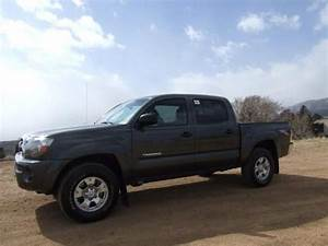 Find Used 2010 Toyota Tacoma 2wd Double V6 At Prerunner