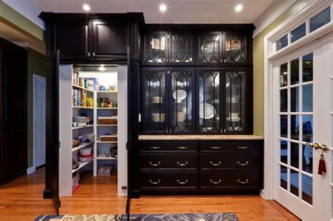 Awesome Kitchen Pantry Design Ideas