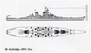 The Pacific War Online Encyclopedia  Iowa Class  U S
