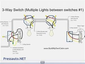California Three Way Switch Wiring Diagram  U2013 Vivresaville Com