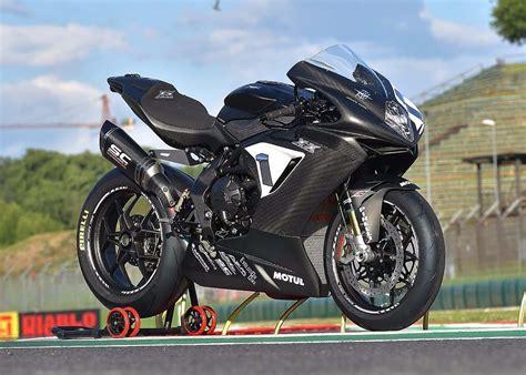 mv agusta fxx track bike reporting  duty  hp