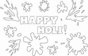 gallery holi coloring pages image 20 of 40
