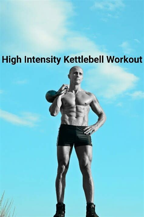 kettlebell workout body extreme routine interval kettlebells