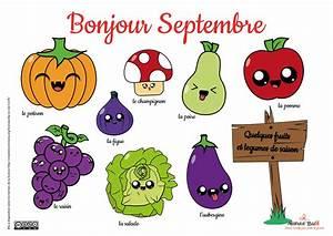 Fruits De Septembre : coloriage fruits et l gumes de saison manzabull 39 ~ Melissatoandfro.com Idées de Décoration