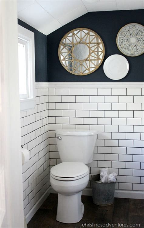 Cheap Tiles For Bathroom Walls by Affordable Bathroom Tile Designs Christinas Adventures