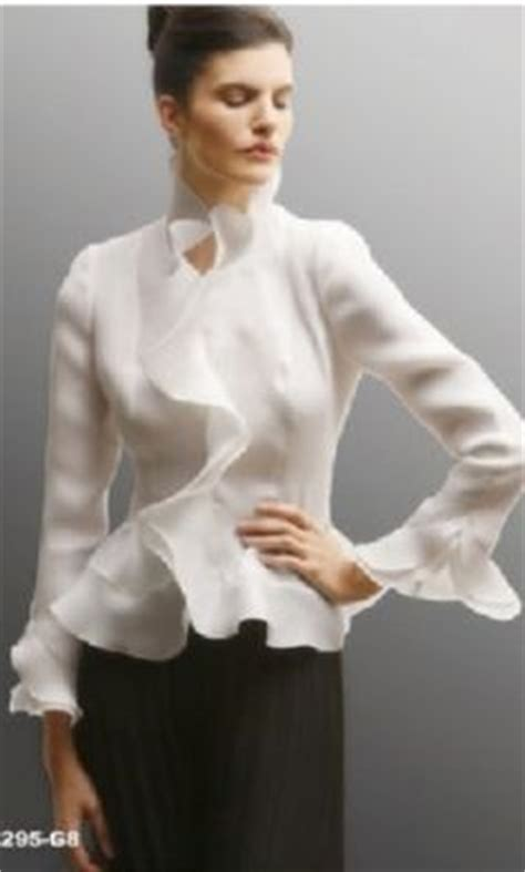 dressy blouses for special occasions silk organza special occasion open neck ruffle blouse w