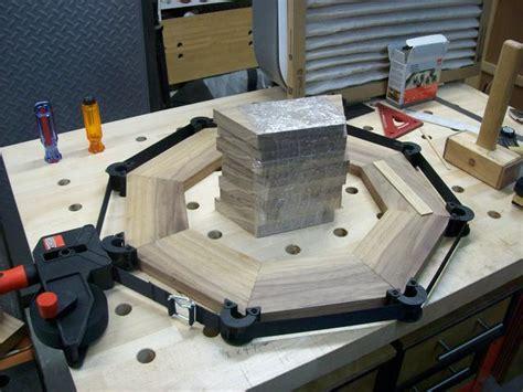 kerf cut splines  butt joints woodworking talk