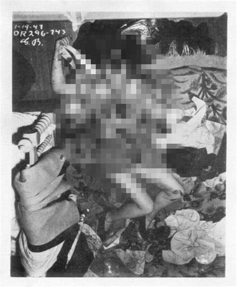 Graphic evidence was front and center. An apparent murder-suicide (graphic) - Horror History .net