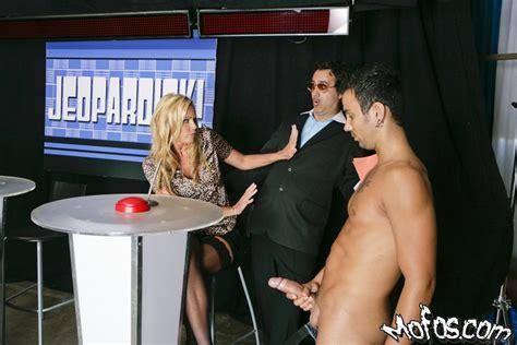 Milf Pornstar In Black Stockings Nicole Sheridan Fucking