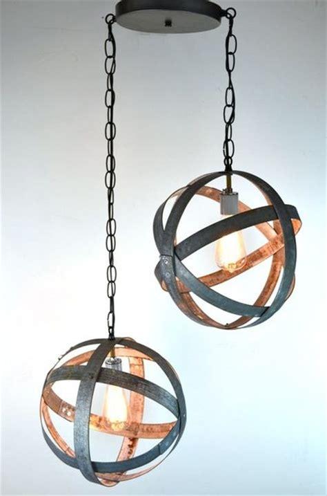 wine barrel ring chandeliers my future italian