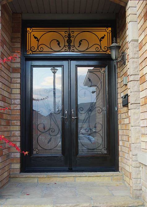 Custom Exterior Doors by Custom Fiberglass Exterior Doors