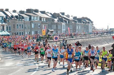 marathon du mont michel 2015 the mont michel marathon 26 27 may 2018