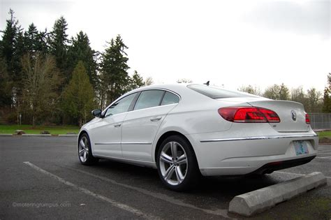 Cc Sport Review by 2013 Volkswagen Cc Review Motoring Rumpus