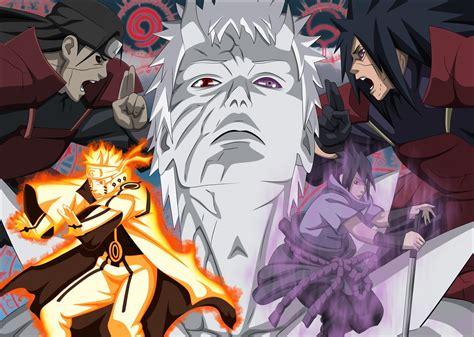 wallpaper madara uchiha naruto anime obito tobi