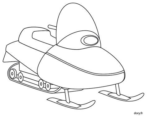 dessiner un plan de cuisine dessin à imprimer une motoneige dory fr coloriages