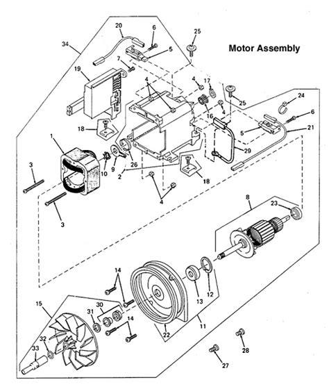 Kirby Ultimate Repair Parts Diagrams Partswarehouse
