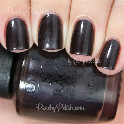 love is hot and coal opi opi holiday 2014 gwen stefani collection swatches