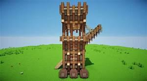 Siege Tower Minecraft Project
