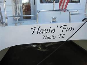 custom boat graphics vinyl boat lettering custom boat With boat us vinyl lettering