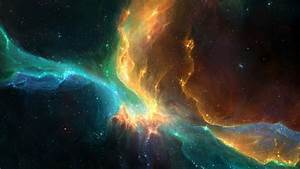 space, Colorful, Galaxy, Stars, Artwork, Fantasy Art ...