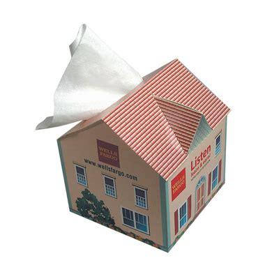 novelty house tissue custom tissue boxes