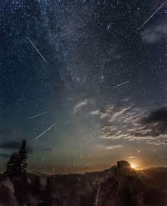 Perseus Meteor Shower