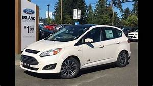 C Max 2017 : 2017 ford c max energi titanium w fixed panoramic roof review island ford youtube ~ Medecine-chirurgie-esthetiques.com Avis de Voitures