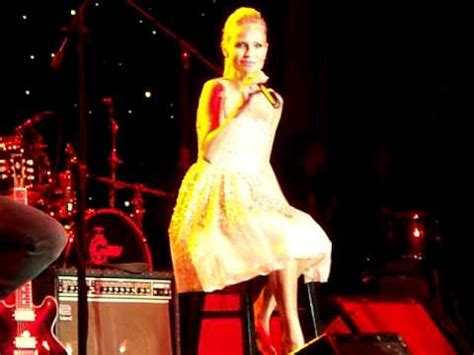 The television production, which was broadcast by abc on the february 16, 2003 edition of the wonderful world of disney. Kristin Chenoweth 'Till There Was You' LIVE at the Oklahoma Music Hall of Fame 11-10-11 - YouTube