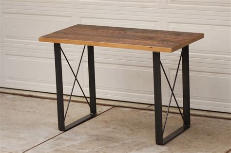 wood stand up desk arbor exchange reclaimed wood furniture stand up desk w