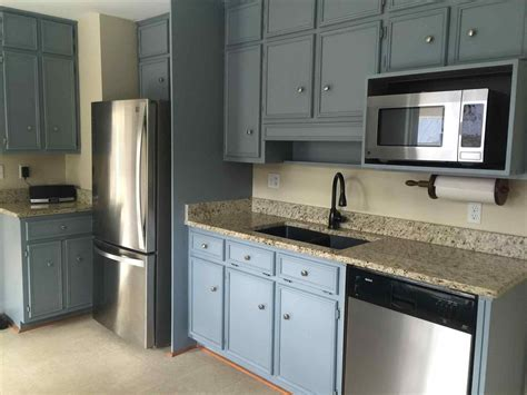 kitchen cabinets painted blue blue painted kitchen cabinets kapan date 6295