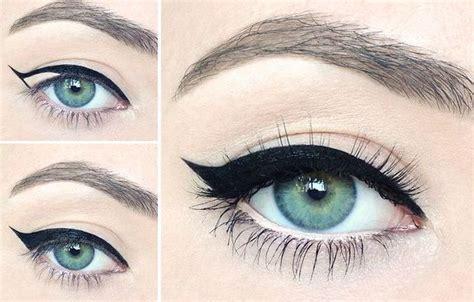 Как рисовать стрелки на глазах? .