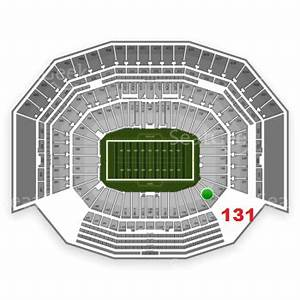 49ers Seating Charts And Actual Views