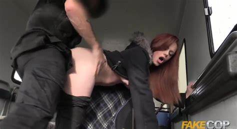 Police Officer Kendra Lust Oral On Duty