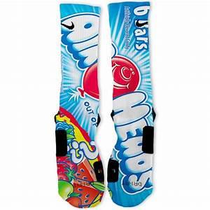 AirHeads Custom Nike Elite Socks | Nike elite socks, Elite ...