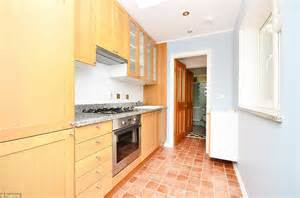 Kitchen Experts Owner by 5ft Wide Property Sandwiched Between Two