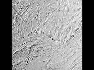 During its final close flyby of Saturn's moon Enceladus ...