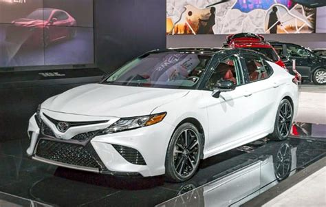 2019 Toyota Camry Xse Specs  Best Toyota Review Blog