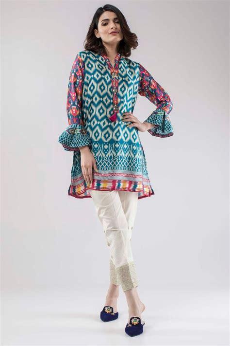 casual dress khaadi stylish summer kurtas dresses pret