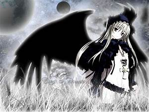 Kinds Of Wallpapers: Anime Angel Of Death Wallpaper