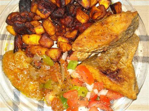 recette cuisine poisson recette de cuisine l 39 alloco poisson how to fried plantain fried fish