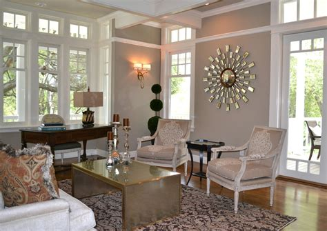 Modern Glamour Living Room Design 1025thepartycom