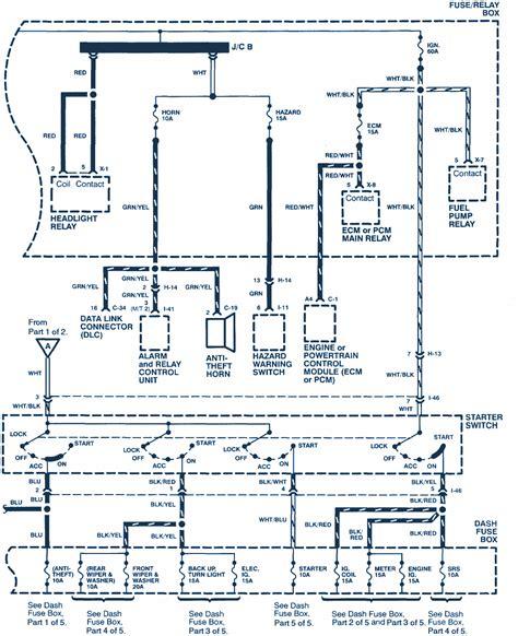 Wiring Diagram 2003 Chevy Tiltmaster by 1998 Isuzu Rodeo 3 2 6 Cyl Wiring Diagram Auto Wiring