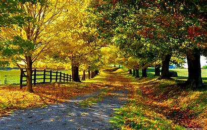 Country Road Autumn Wallpapers Pixelstalk Awesome