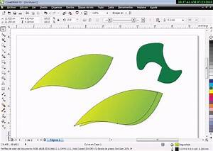 DIBUJOS EN COREL DRAW X5 YouTube